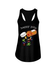 Happy pills Ladies Flowy Tank thumbnail