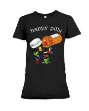 Happy pills Premium Fit Ladies Tee thumbnail
