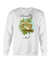 Blessed this nest Crewneck Sweatshirt thumbnail