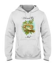 Blessed this nest Hooded Sweatshirt thumbnail