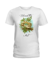 Blessed this nest Ladies T-Shirt thumbnail