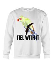 Tiel with it Crewneck Sweatshirt thumbnail