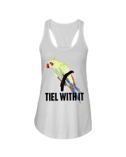 Tiel with it Ladies Flowy Tank thumbnail
