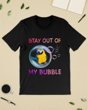 Stay out of my bubble Classic T-Shirt lifestyle-mens-crewneck-front-19