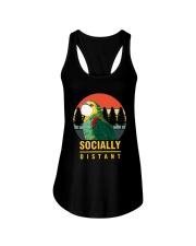 Socially distant Ladies Flowy Tank thumbnail