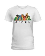 Birds Ladies T-Shirt front