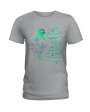 God made a parrot Ladies T-Shirt thumbnail