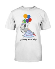 Happy bird day Classic T-Shirt thumbnail