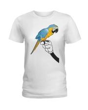 My parrot Ladies T-Shirt front