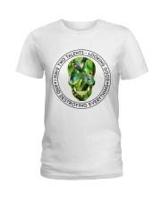 Parrot talents Ladies T-Shirt front