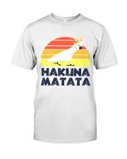 Hakuna matata Classic T-Shirt thumbnail