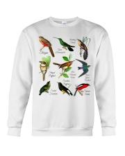 Birds Crewneck Sweatshirt thumbnail