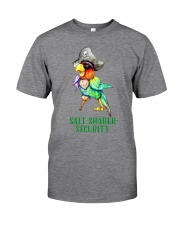 Salt shaker security Classic T-Shirt tile
