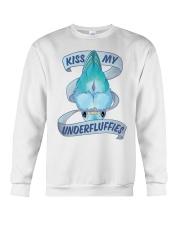 Kiss my underfluffies Crewneck Sweatshirt thumbnail