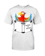 Silence is golden Classic T-Shirt thumbnail