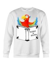 Silence is golden Crewneck Sweatshirt thumbnail