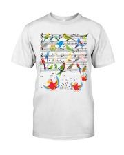Parrot music Classic T-Shirt thumbnail