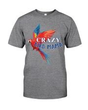 Crazy bird mama Classic T-Shirt tile