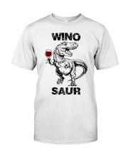 Wino saur Classic T-Shirt thumbnail