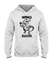 Wino saur Hooded Sweatshirt thumbnail