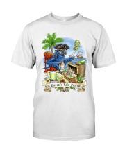 A parrot life Classic T-Shirt thumbnail