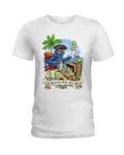 A parrot life Ladies T-Shirt front