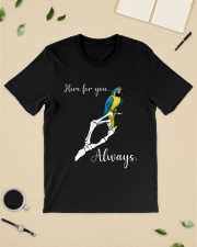 Here for you always Classic T-Shirt lifestyle-mens-crewneck-front-19