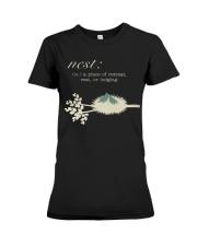 Nest Premium Fit Ladies Tee thumbnail