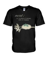 Nest V-Neck T-Shirt thumbnail