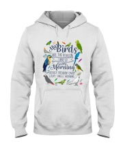 My birds Hooded Sweatshirt thumbnail