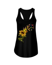 Parrot Lover Ladies Flowy Tank thumbnail