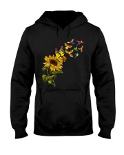 Parrot Lover Hooded Sweatshirt thumbnail