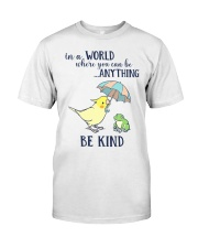 Be kind Premium Fit Mens Tee thumbnail