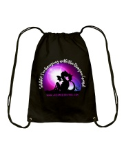 Hanging With the Dragon Guard Drawstring Bag thumbnail