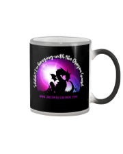 Hanging With the Dragon Guard Color Changing Mug thumbnail