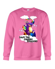 SAVE THE DRAGONS Crewneck Sweatshirt thumbnail