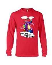 SAVE THE DRAGONS Long Sleeve Tee thumbnail