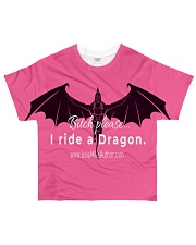 SAVE THE DRAGONS All-over T-Shirt thumbnail