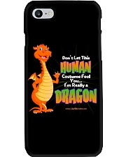 I'm Really a Dragon Phone Case thumbnail