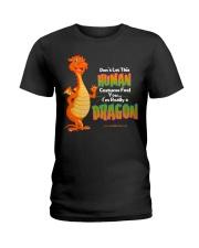 I'm Really a Dragon Ladies T-Shirt thumbnail