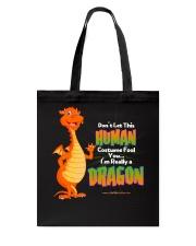 I'm Really a Dragon Tote Bag thumbnail