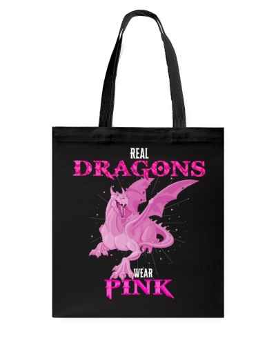 Real Dragon Wear Pink