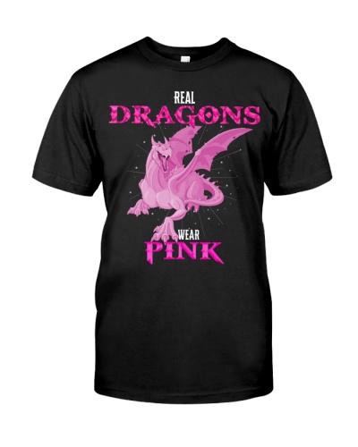 Real Dragon Wear Pink