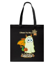 So Ready for Halloween Tote Bag thumbnail