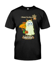 So Ready for Halloween Classic T-Shirt front