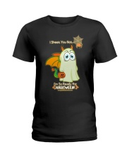 So Ready for Halloween Ladies T-Shirt thumbnail