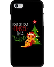 Don't Get Your Tinsel In A Tangle Phone Case thumbnail