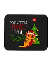 Don't Get Your Tinsel In A Tangle Mousepad thumbnail