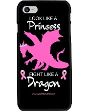 Fight Like A Dragon Phone Case thumbnail