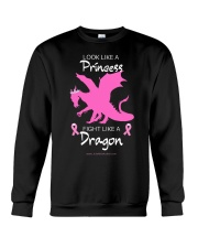 Fight Like A Dragon Crewneck Sweatshirt thumbnail
